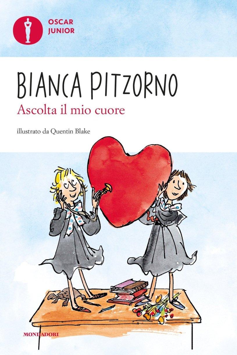 ascolta il mio cuore di Bianca Pitzorno cover