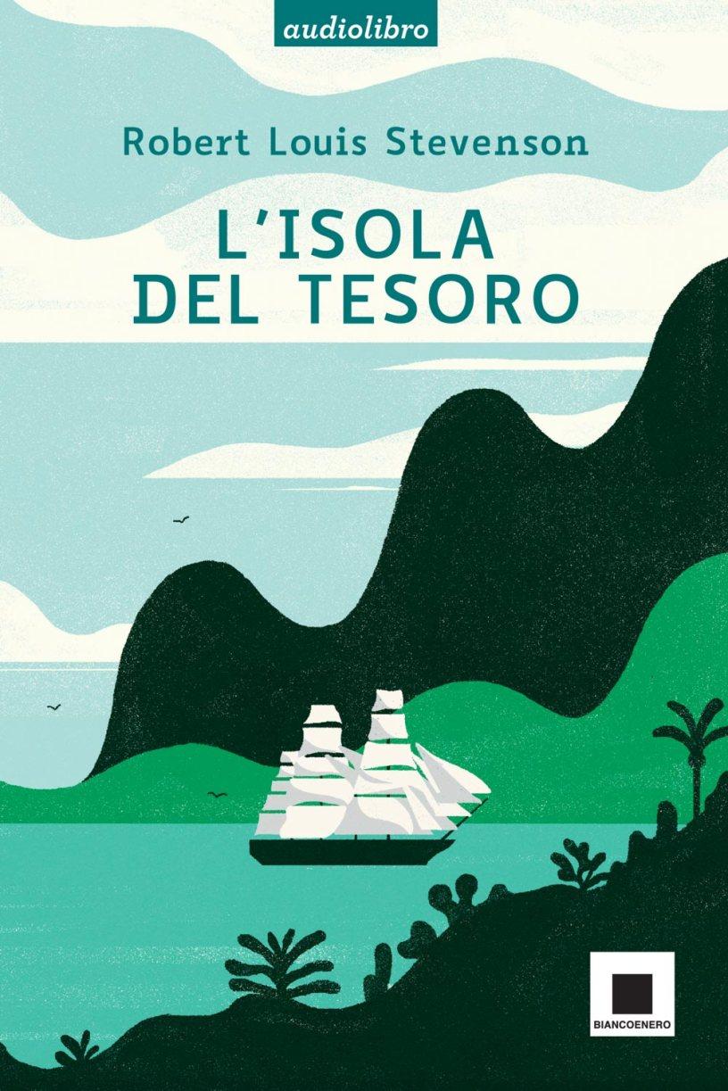 l'isola del tesoro cover