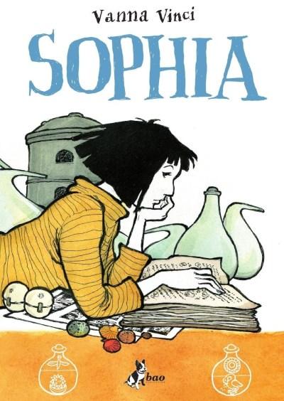 sophia, la ragazza aurea di Vanna Vinci