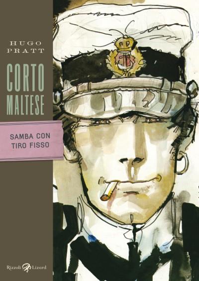 Corto Maltese Samba con Tiro Fisso